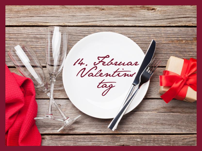 14 Februar 2019 Menu Zum Valentinstag Restaurant Steinhalde